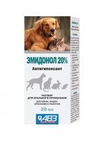Эмидонол 20%, раствор 100мл