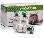 Вакцина для кошек  НОБИВАК TRICAT TRIO, 1 ДОЗА